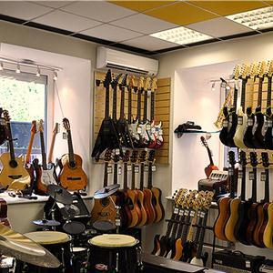 Музыкальные магазины Износков
