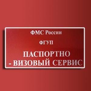 Паспортно-визовые службы Износков