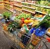 Магазины продуктов в Износках