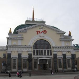 Железнодорожные вокзалы Износков